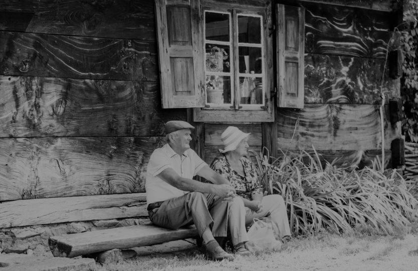 starość na wsi