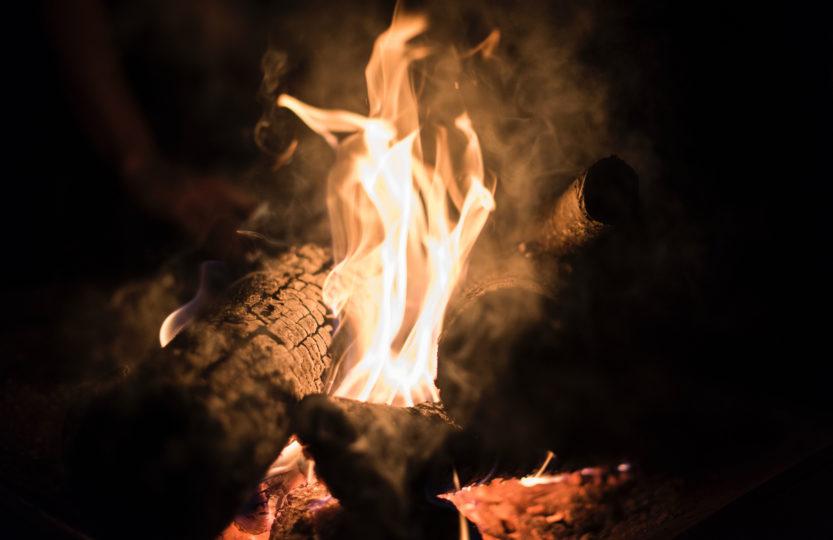 ogień w kulturze ludowej