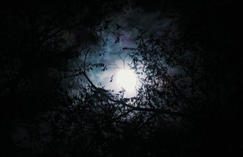 księżyc w kulturze ludowej